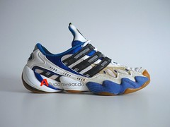 1999 VINTAGE ADIDAS EQUIPMENT TORSION MERCURY RUNNING SPORT SHOES