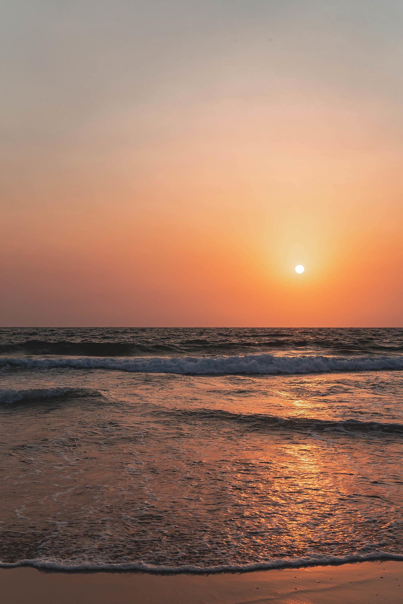 Sinquerim Beach
