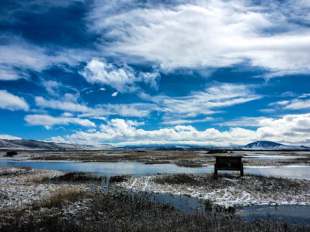 Klamath Basin National Wildlife Refuge