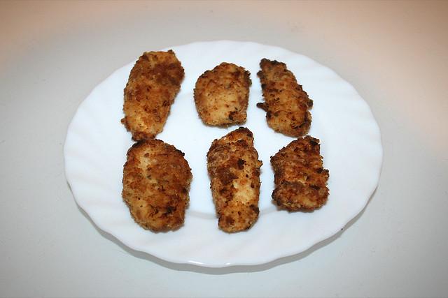 Buttermilk Chicken Sticks