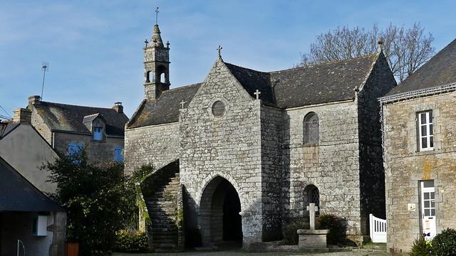 Chapelle de la Vraie Croix...La Vraie-Croix