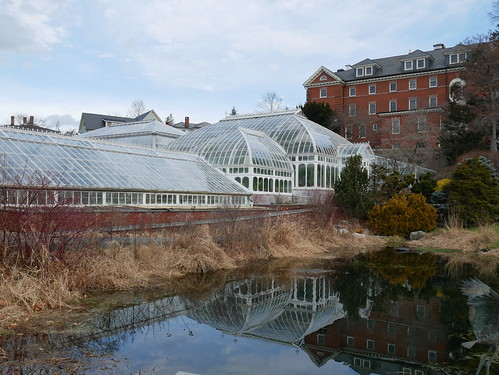 Lyman Plant House, Smith College