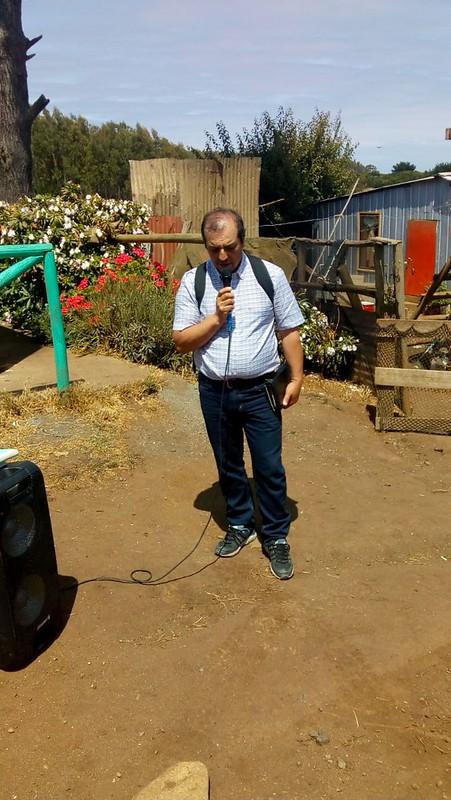 Evangelizando Caleta Perone