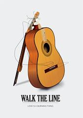 Walk The Line - Alternative Movie Poster