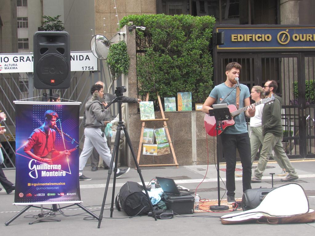 São Paulo Avenida Paulista GUILHERME MONTEIRO