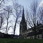 Minster Church of Saint John the Evangelist Preston