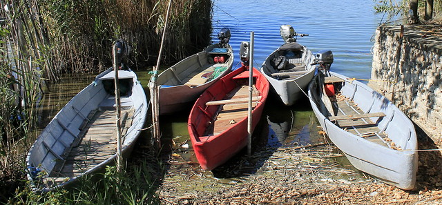 5 simple fishing boats