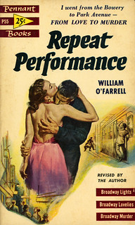 Pennant Books P55 - William O'Farrell - Repeat Performance