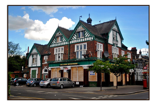 LOST PUB -THE LORD ROOKWOOD.
