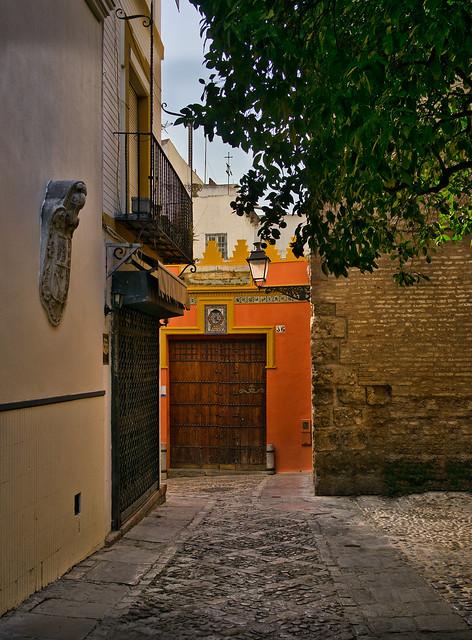 Sevilla- Barrio de Santa Cruz