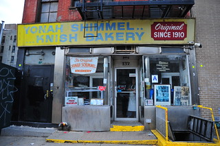 2019_Yonah Schimmel Bakery_NYC