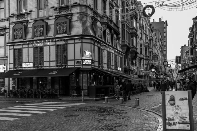 Brasserie à Liège Belgique
