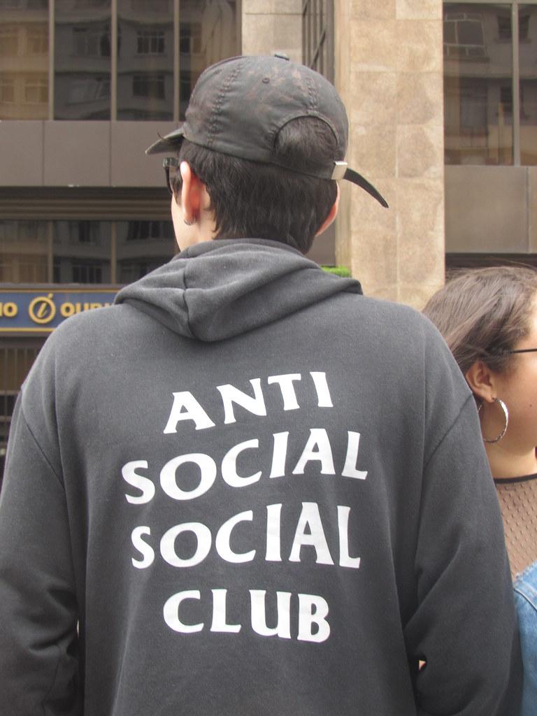 São Paulo Avenida Paulista ANTI-SOCIAL