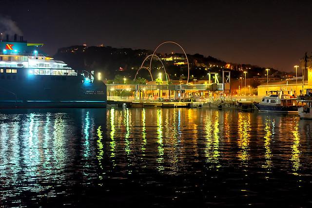 Port Vell - At night