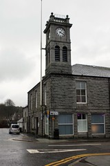 Dalbeattie Town Hall, Scotland, UK