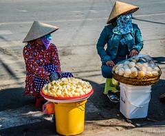 2019 - Vietnam-Avalon-Châu Đốc - 35 - Street Sales