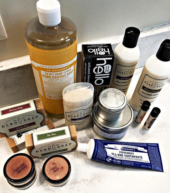 all-natural cosmetics