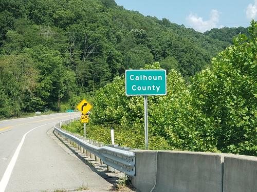 westvirginia county countysign