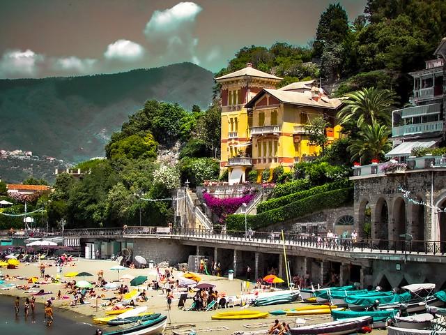 Recordando La Spezia, Levanto
