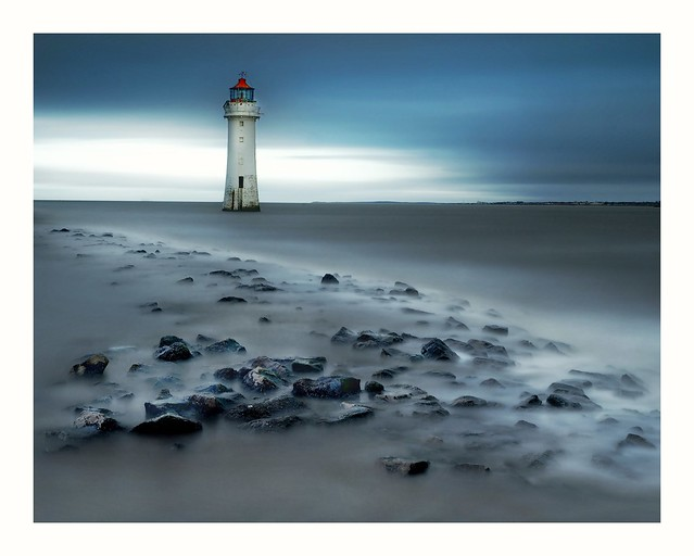 New Brighton Lighthouse, Wirral
