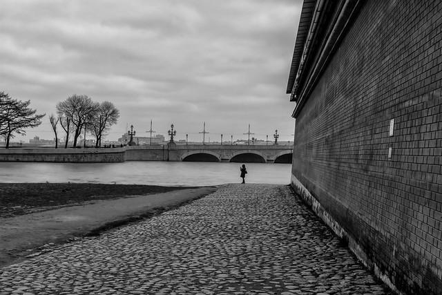 Alone with a Strange January - Наедине со странным январём