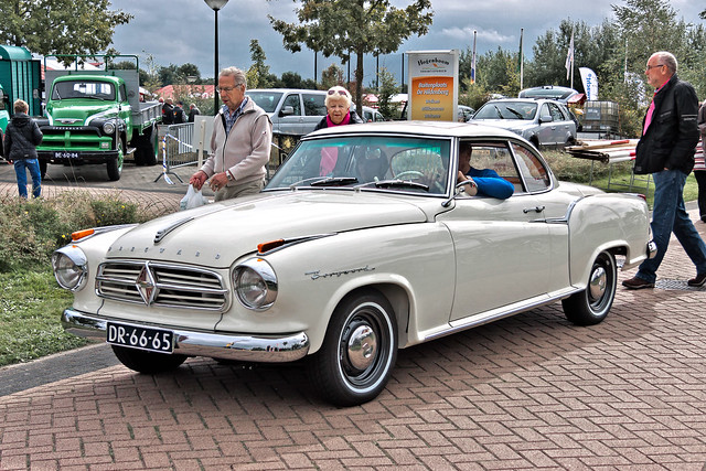 Borgward Isabella Coupé 1961 (3437)