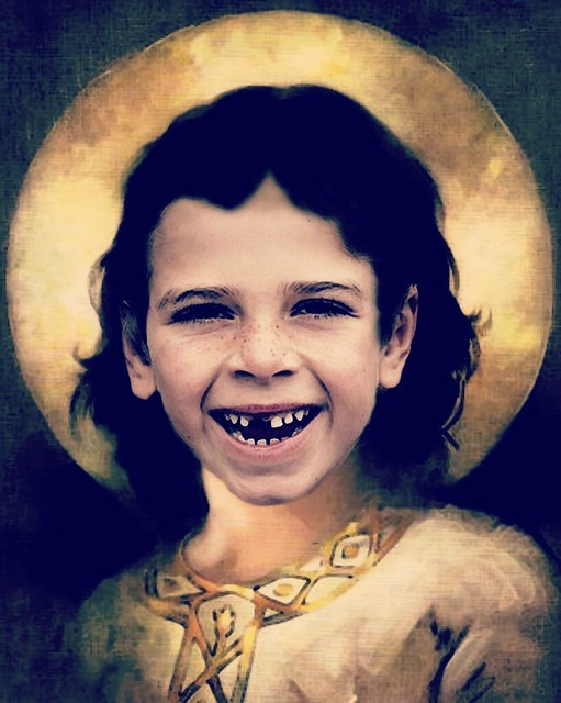 A Mouthful of Relics. The Child Jesus with No Front Teeth. Whatever Happened to Jesus' Baby Teeth?