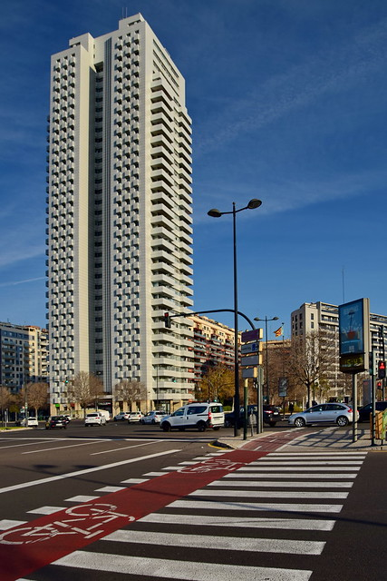Valencia, Torre de Francia