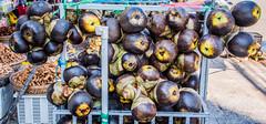 2019 - Vietnam-Avalon-Châu Đốc - 36 - Guessing Eggplant ?
