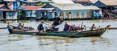 2019 - Vietnam-Avalon-Châu Đốc - 41 - Chau Doc River Seiner