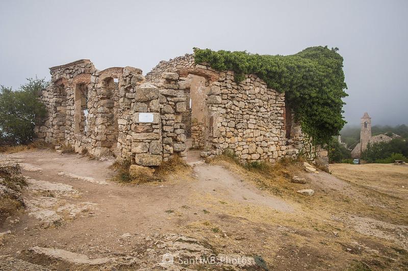 El Xalet de les Airasses en la Mussara