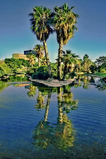 Valencia, Jardines del Turia