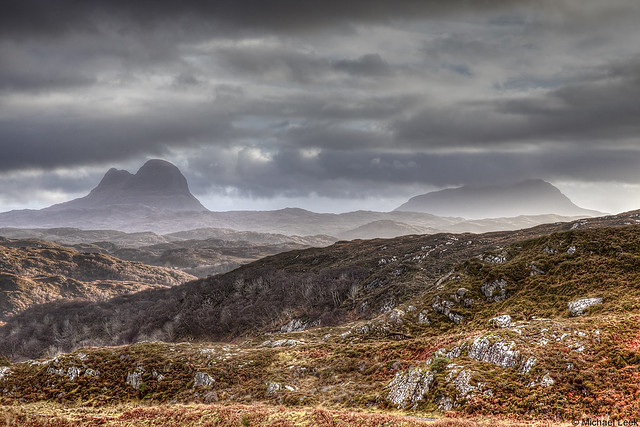 By Rhicarn, Sutherland; Scotland