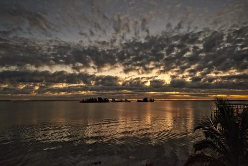 arloguthrie nikond810 indianriver sunrise clouds water nikkor