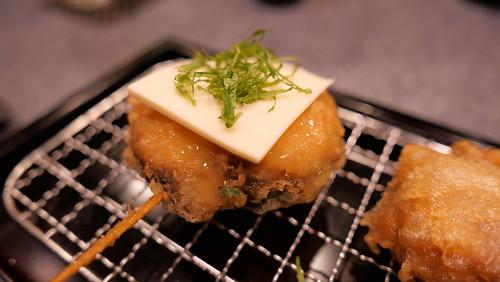 明太チーズ大葉豚バラ巻 八重洲てん串山本家 19