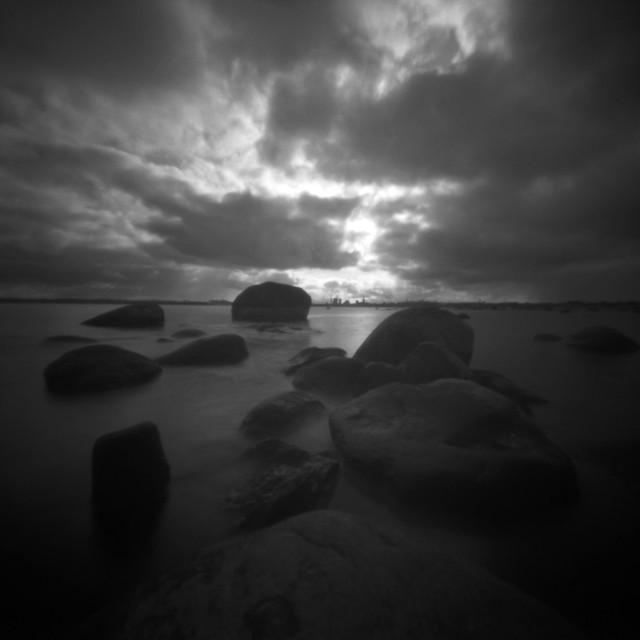 Unending dusk as a farewell