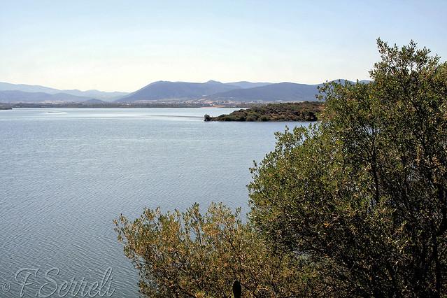 Lago di Monte Pranu - Tratalias