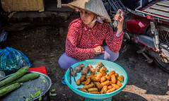 2019 - Vietnam-Avalon-Châu Đốc - 45 - Central Market