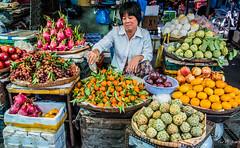2019 - Vietnam-Avalon-Châu Đốc - 46 - Central Market