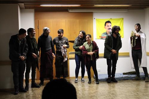 Kampa Zivistanê ya Ciwanan (21-27.12.2019-Swîsre û Elmanya)