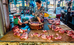 2019 - Vietnam-Avalon-Châu Đốc - 47 - Central Market