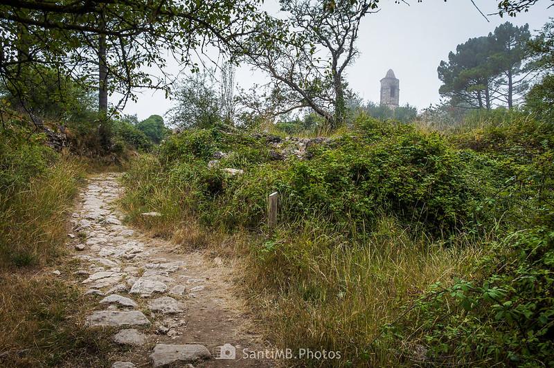 Camino de la Mussara