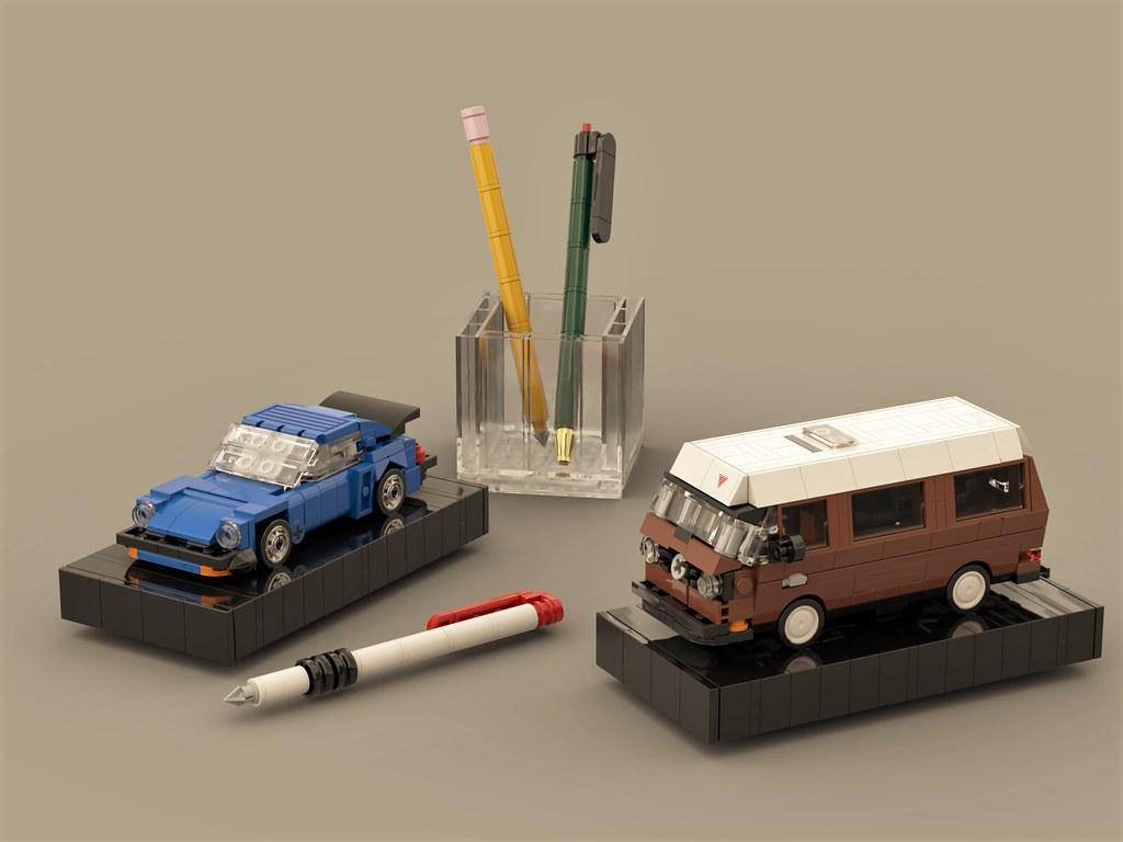 Desk Models 1/43 scale