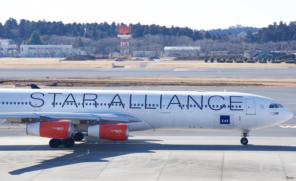 エアバスA340-300 Airbus A340-300 | コペンハーゲンから成田国際空港 ...