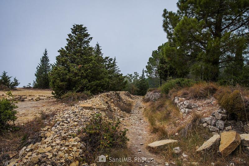 Camí de la Font, de la Mussara a la Febró