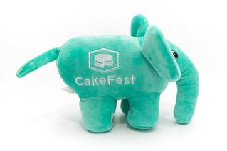 CakeFest elePHPant