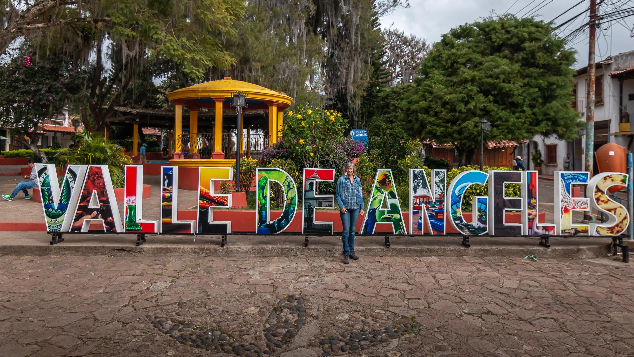 Valle De Angeles - [Honduras]