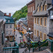 Quebec City Stairs