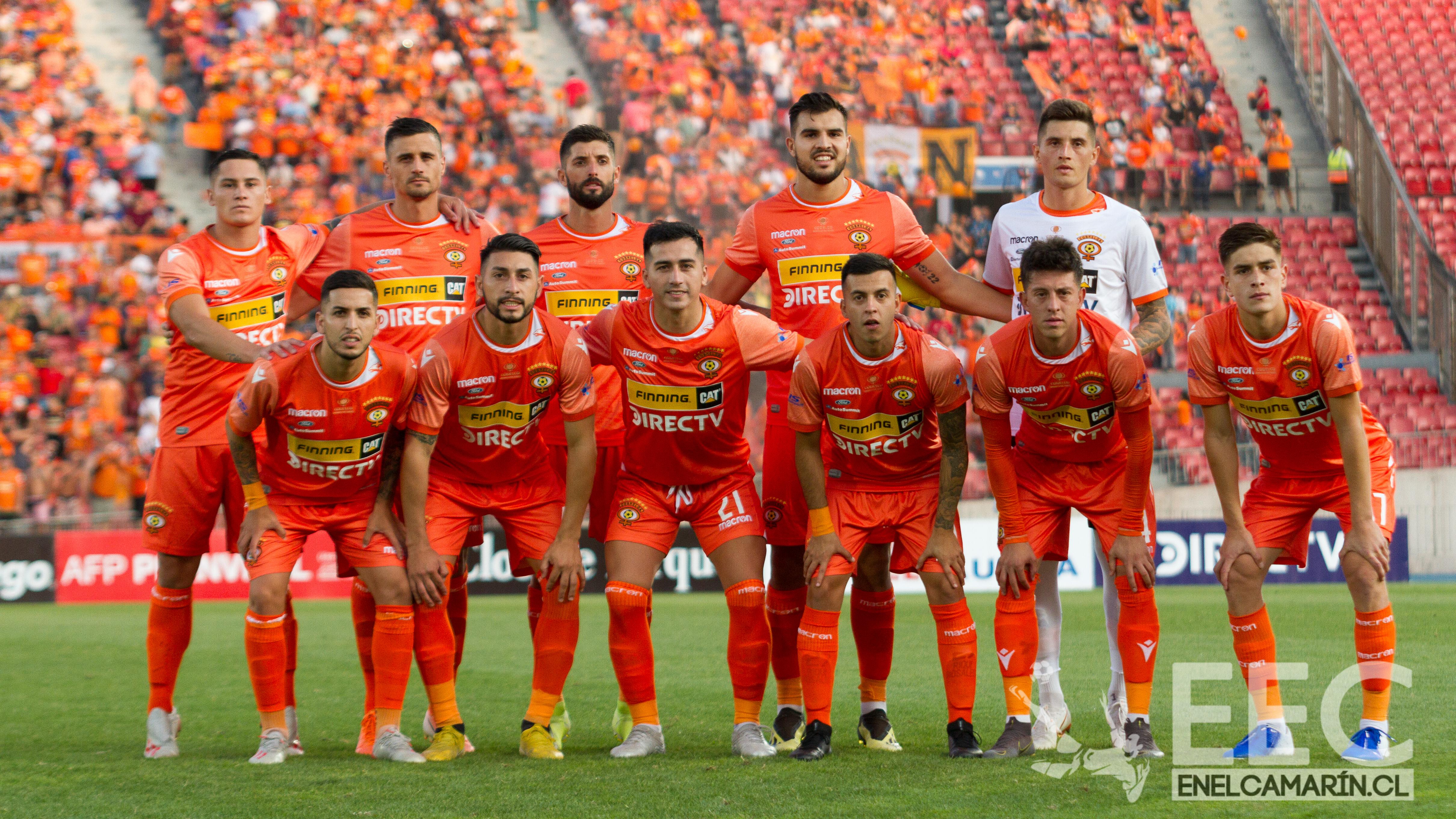 Cobreloa 0 - Deportes Temuco 2