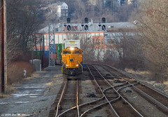 NS-CNJ 1071 eb #24Z-08 (Chicago,IL to Croxton,NJ) @ CP-Wing Wilmerding, PA 1-9-2020.  (由  ejsiding_m